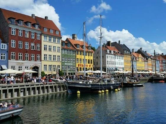 Pic of the Week: Nyhavn, Copenhagen, Denmark