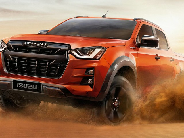 India-Bound 2020 Isuzu D-Max V-Cross – 5 Things To Know
