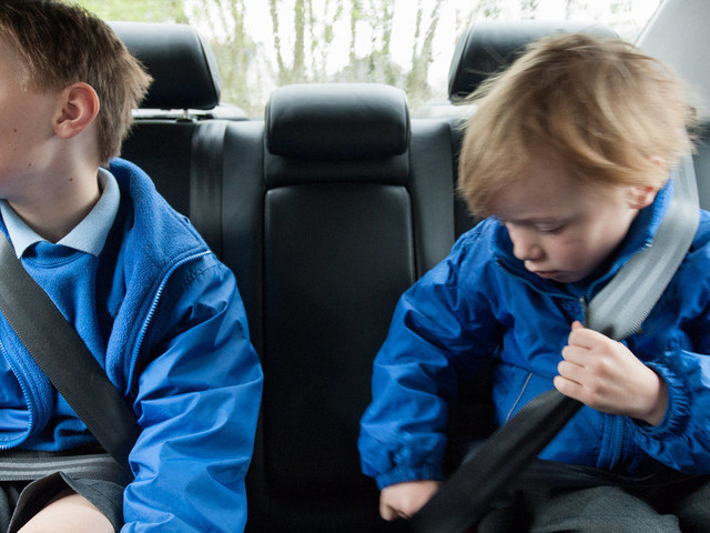 Why The Morning School Run Doesn't Need To Be Hell