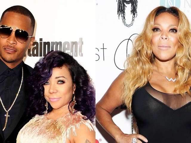 Tiny Claps Back At Wendy Williams, Jumps To T.I.'s Defense