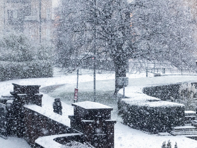 UK Weather: Brace Yourselves For Thundersnow As A Severe Weather Warning Is Issued