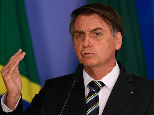 Brazil senators back criminal charges against President Jair Bolsonaro over Covid policies