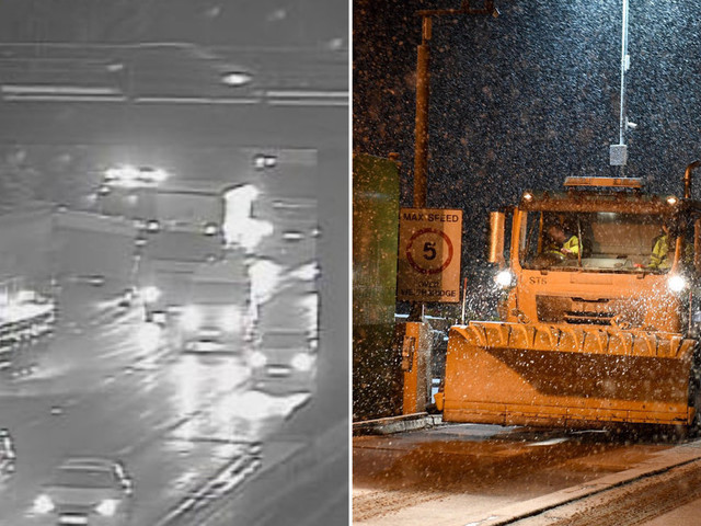UK Weather: Coldest Night Since 2012 As Britain Wakes To Snow Disruption