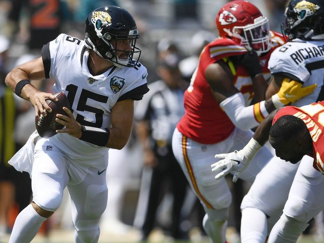 What's next for the Jaguars at QB now that Nick Foles is out?