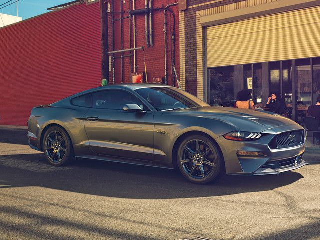 2018 Ford Mustang Starts at $26,485