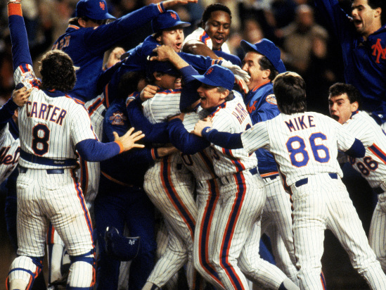 ESPN Teams With Jimmy Kimmel for Multi-Part '30 for 30' Doc on '86 Mets