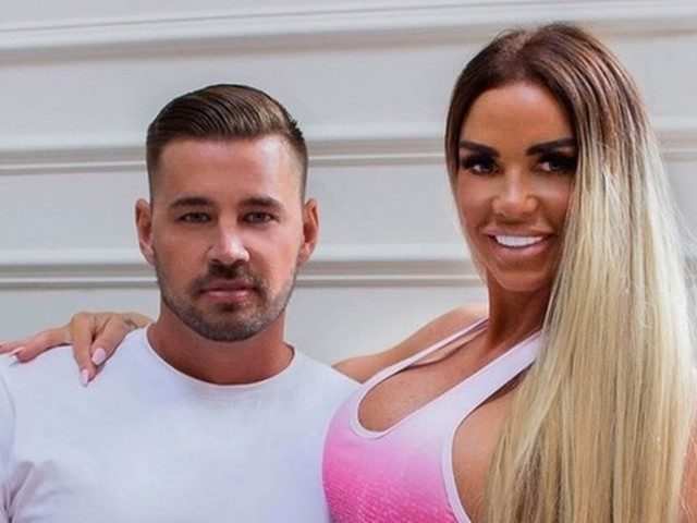 Katie Price sparks pregnancy rumours as she teases 'something is brewing'