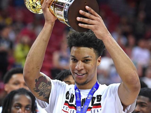 The Grizzlies' Summer League banner doesn't matter. But Brandon Clarke does