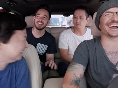 Watch Linkin Park's 'Carpool Karaoke': This Is How Chester Bennington Should Be Remembered