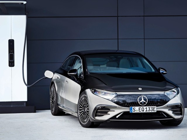 Mercedes-Benz evaluating local assembly of EQ models in India