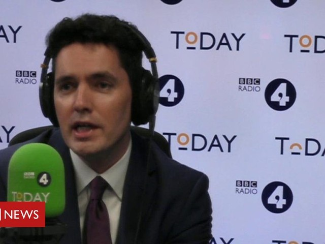 Huw Merriman: 'I may be sacked for Brexit people's vote'