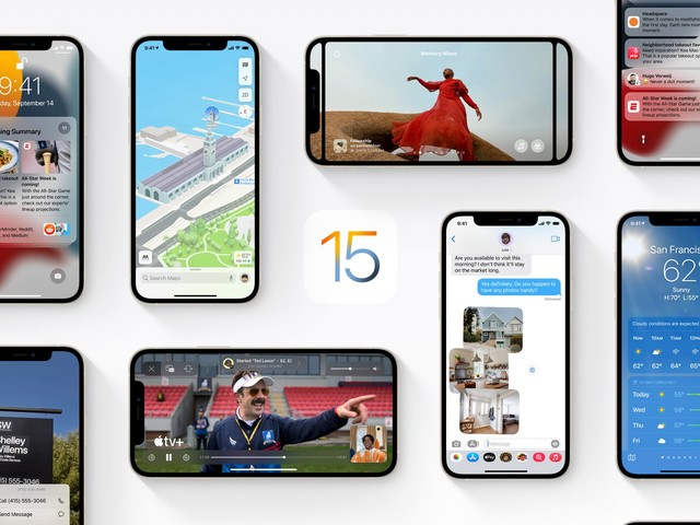 Apple Officially Releases iOS 15 With Improved Notifications and More