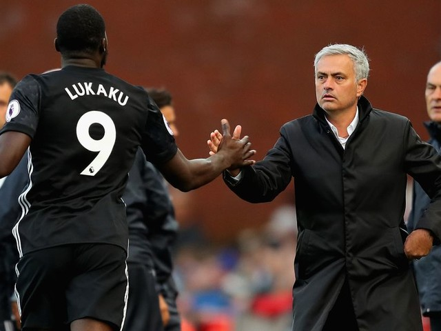 Jose Mourinho admits Romelu Lukaku has surpassed all expectations since his £75million move from Everton