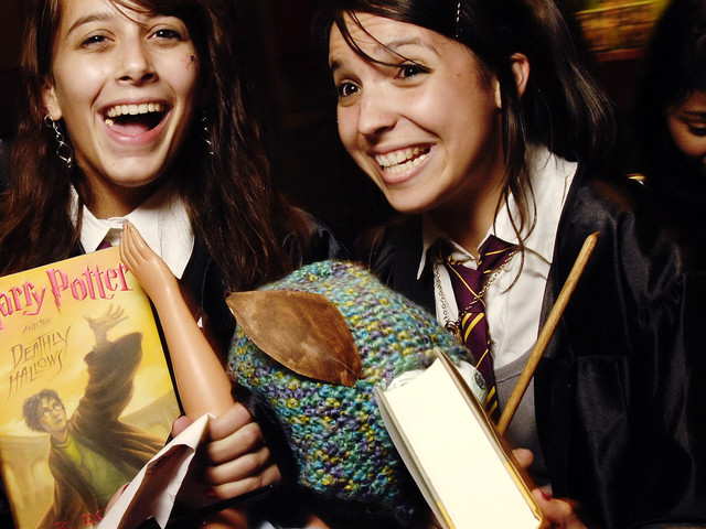 A Retrospective On 'Harry Potter' Midnight Release Parties