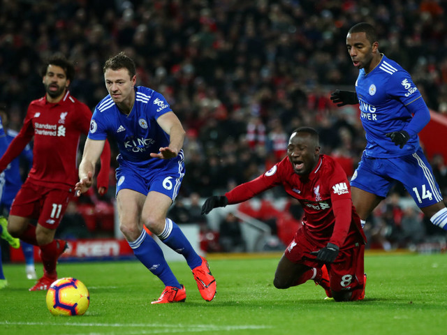 Premier League: Liverpool slip up in the snow against Leicester City