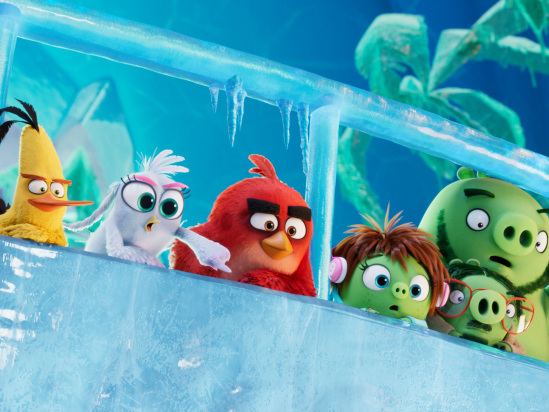 'Angry Birds 2' Flies Into Soft Box Office as Summer Winds Down