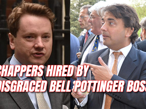 Chappers Hired By Disgraced Bell Pottinger Boss