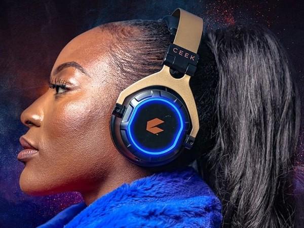Immersive 4D Audio Headphones - The CEEK 360 Wireless 4D Headphones Offer Deep Bass and More (TrendHunter.com)