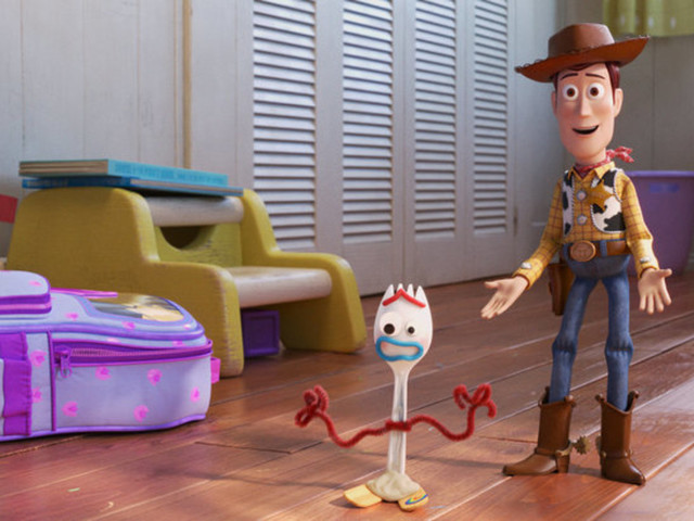 """""""Toy Story 4"""": A Spork, a Dummy, and an Existential Crisis"""