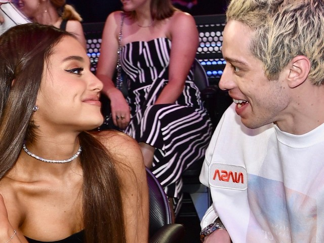 Ariana Grande revealed there were multiple versions of 'Thank U, Next' depending on how she felt about Pete Davidson at the time