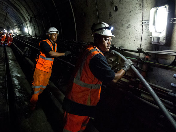 Mobile phone coverage coming to London Underground tunnels