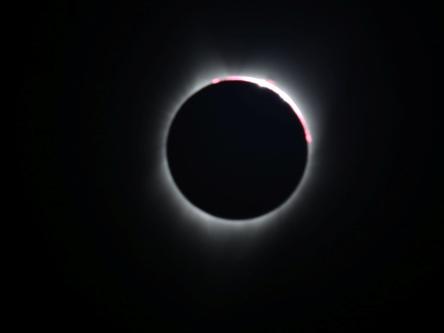 Solar Eclipse 2017: US Views Its First Nationwide Eclipse Since 1918
