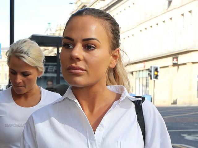 Geordie Shore's Chantelle Connelly PROVES she is pregnant after being accused of lying