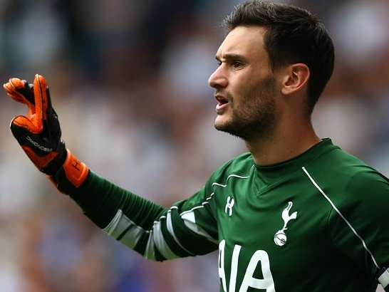 Hugo Lloris has his say on Spurs defender's outburst