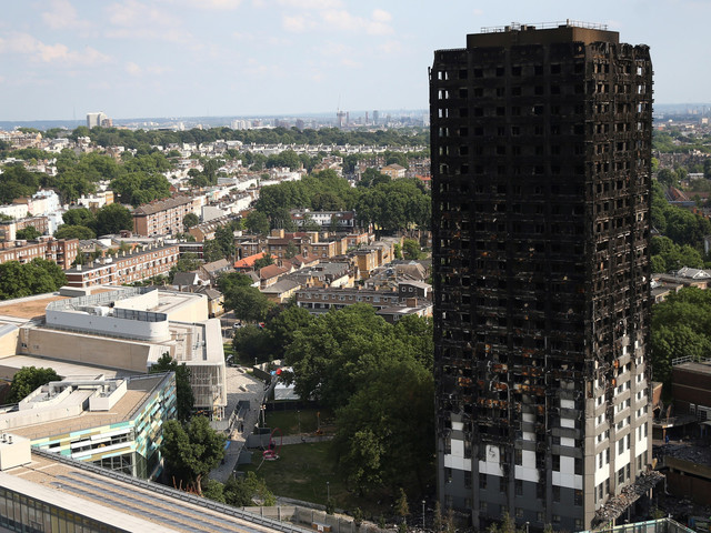 Grenfell - The Myths And Unsung Heros Of Estate Communities