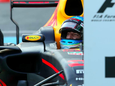 Daniel Ricciardo celebrates 'crazy race' as he goes from 19th to win in F1 Baku