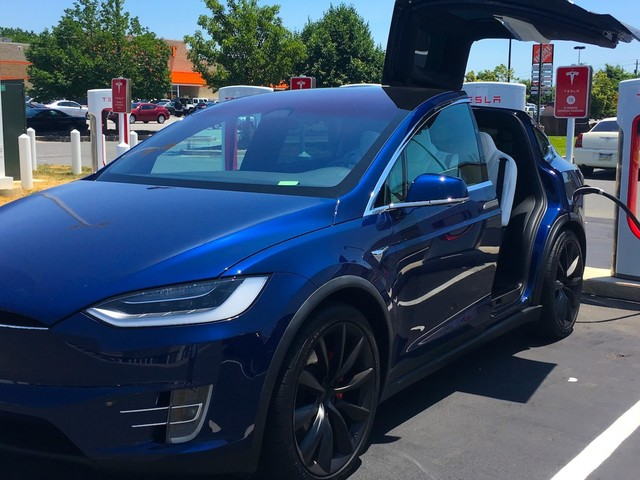 I took a $163,000 Tesla Model X SUV on a road trip and discovered Tesla's greatest weapon isn't its cars (TSLA)
