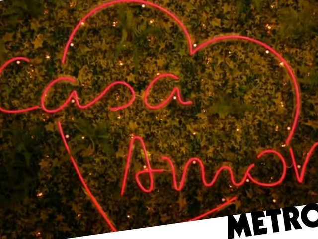 Love Island give us sneaky first glimpse of Casa Amor and we're ready for the drama