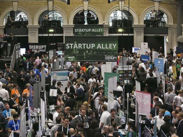 Why now is the time to join Startup Alley at Disrupt Berlin