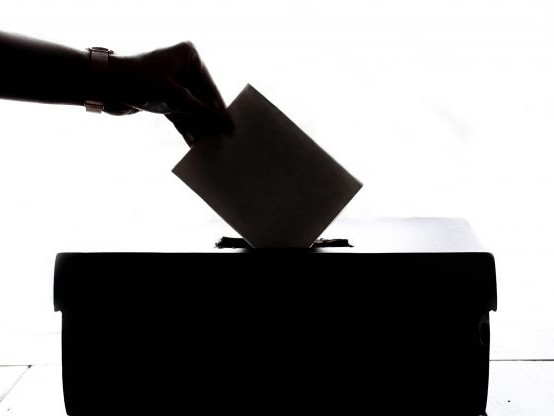 Your vote matters- General Election, 12 December