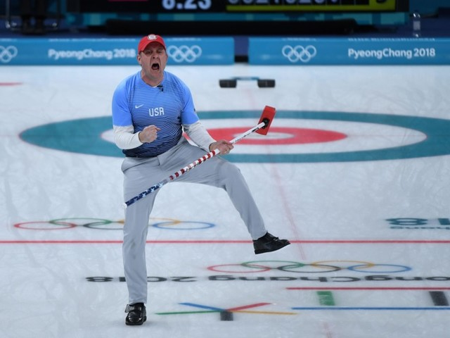 The Legend of Curling Gold