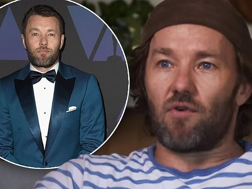 Joel Edgerton reveals struggle with anxiety and how it left him 'terrified' of film premieres