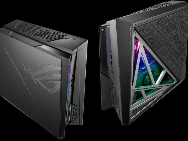ASUS ROG Huracan G21: A Small PC with 8-core and RTX 2080