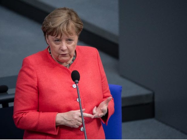 EU 'must prepare' for a no-deal Brexit as 'limited progress' has been made in negotiations, warns Angela Merkel