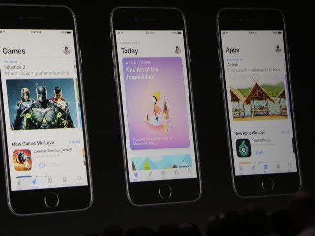 Apple's huge App Store makeover arrives today in iOS 11