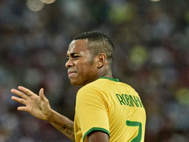 Scandal-hit Robinho cautionary tale of wasted talent