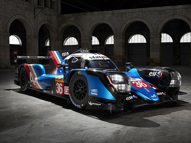 Alpine plots hypercar racer for expanded WEC challenge