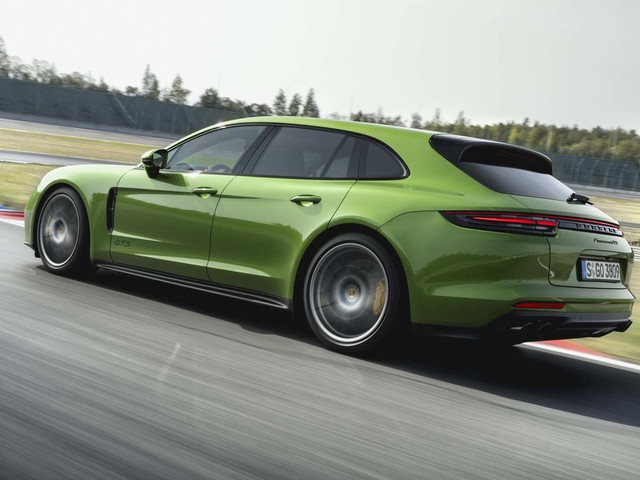 New Porsche Panamera GTS revealed with styling and chassis upgrades