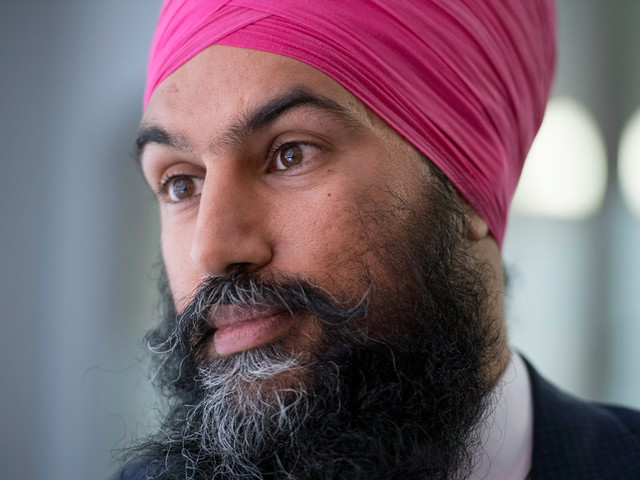 Jagmeet Singh on taking on Trudeau, winning over Quebec and now being 'sufficiently electable'