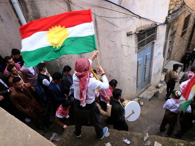 Iraqi Kurdistan eyes independence