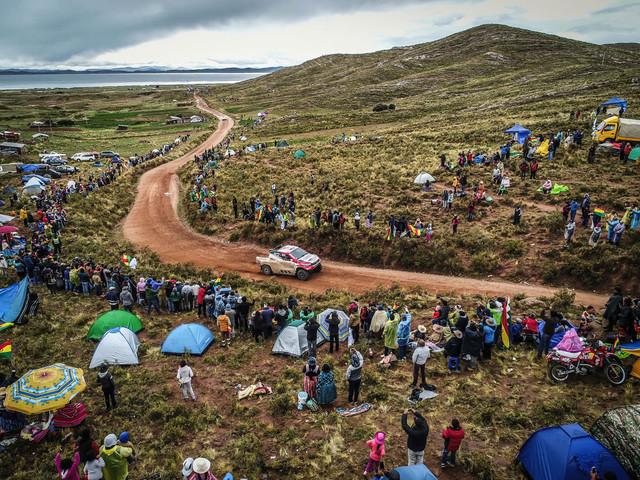 Dakar Rally: How to survive the world's toughest race