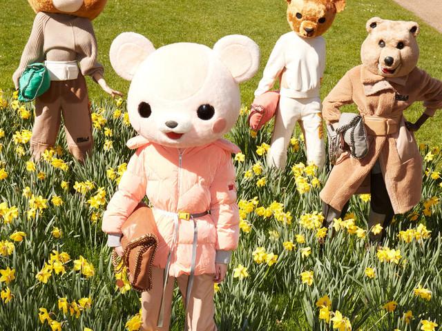 Eco-Conscious Fur-Free Fashion - The Stella McCartney Fall 2021 is Colorful & Cruelty-Free (TrendHunter.com)