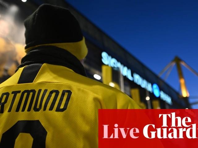 Borussia Dortmund v PSG: Champions League last 16 –live!