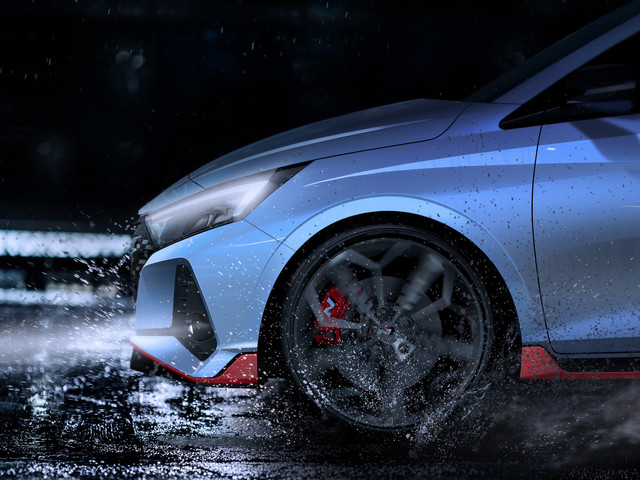 2020 Hyundai i20 N hot hatch teased