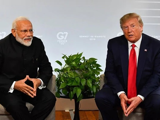 """Trump Joining PM At """"Howdy, Modi"""" A Tribute To Indian-Americans: Diplomat"""