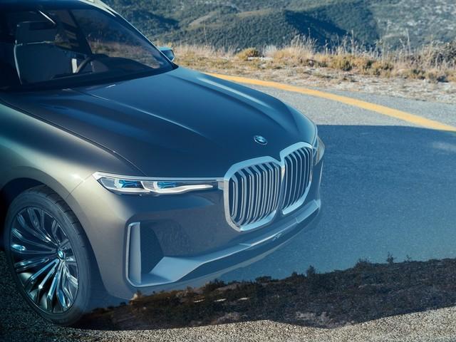 BMW X7 India Launch In 2018, Mercedes GLS Beware